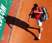 'Nobody's unbeatable': Novak Djokovic suffers shock defeat to Vesely at Monte Carlo Masters
