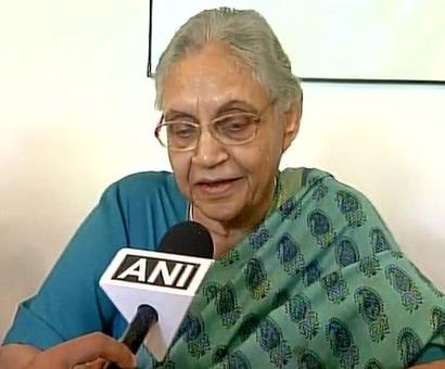 Sheela Dixit: Cong needed aggressive campaigning, nobody asked me
