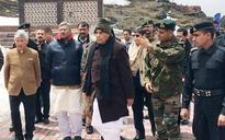 Differences exist between India and China on border issue: Rajnath Singh