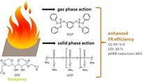 Polymers, Vol. 8, Pages 322: Flame Retardancy of Sorbitol Based Bioepoxy via Combined Solid and Gas Phase Action
