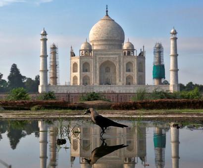Tourist entry at Taj Mahal to be capped at 40,000 daily
