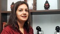 My saree story, writes Priyanka Chaturvedi