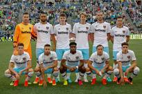 West Ham to face Shakhtyor Soligorsk or NK Domzale in Europa League third qualifying round