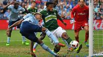 Sporting Kansas City picks up club options for five players