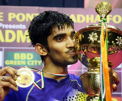Badminton: Srikanth clinches Syed Modi title