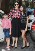 The Kapoor Family Celebrate Christmas Together at Shashi Kapoor's residence