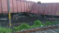 Goods train derails in Odisha, none injured