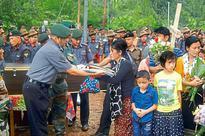 Havildar Hangpan Dada Receives Ashok Chakra For Taking Down Terrorists At 13,000 Ft In Kashmir