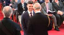 England star Anderson 'honoured' by OBE