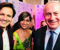 In Pics: Netanyahu's 'Oscar selfie' moment with Bollywood and more