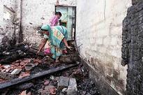 Communal clashes in Bengal: Homes ransacked, vehicles torched, people flee