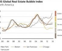 UBS: Sydney's housing is in the global 'bubble zone'
