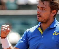 French Open 2017: Stan Wawrinka, Elina Svitolina into 3rd round; Tomas Berdych knocked out