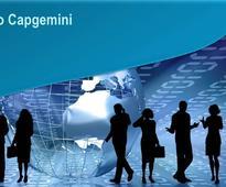 Capgemini revenues up 2.9 percent in first quarter