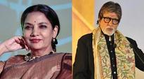 Shabana Azmi, Amitabh Bachchan honours the differently abled people on International Day of Persons
