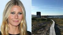 Paltrow finds 'heaven' in Newfoundland