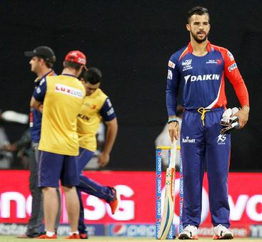 Blow for DD: Duminy withdraws from IPL