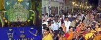 Temple organises sobha yatra