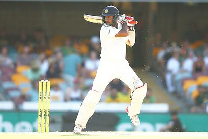 The secret of Pujara's success against spin