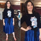 Priyanka Chopra, Alia Bhatt or Jacqueline Fernandez: Who wore the metallic skirt better?