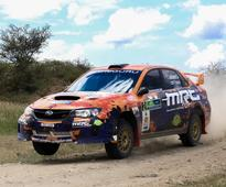 Canda-based Kenyan driver for Safari Rally