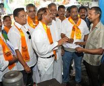 BJP begins door-to door canvassing