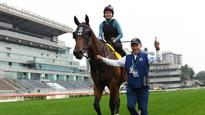 Giant Takedown beats the odds to raise Widden colours in Hong Kong
