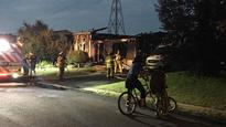 Home severely damaged in St. Basile Le Grand house fire