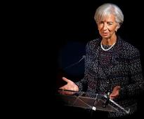Greek debt must be sustainable for IMF to join bailout - Lagarde