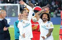 Ronaldo retains Club World Cup for Real Madrid