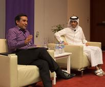 NU-Q hosts AJ Speaker Series with Alum Jassim Al Rumaihi