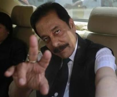 It's happy Diwali for Subrata Roy, parole extended to Nov 28