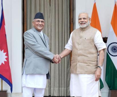 Himalayan rebuff to Modi's Nepal policy