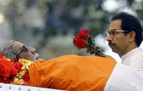 Shiv Sena pays Rs 5 lakh to MCGM for expense on Bal Thackeray's funeral