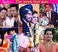 Sanaya Irani-Mohit Sehgal, Karan Mehra, Prince Narula  Here's a look at the top newsmakers on TV!