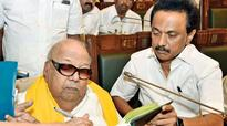 Jayalalithaa, MK Stalin exchange greetings in Assembly