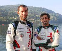 Team Abu Dhabi pair wrap up season