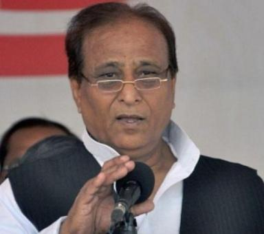 SP leader Azam Khan attacks BJP over PM's 'dog remark'