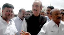 Ghulam Nabi Azad: Jammu and Kashmir students must focus on studies, not politics