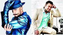 See Pics | Not on Bigg Boss 11, Ranveer Singh is bonding with Salman Khan on the sets of 'Race 3'