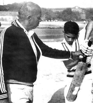 'The day I saw Sachin bat, I knew he was special'