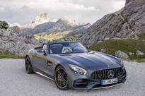 Mercedes-AMG Roadsters revealed