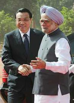 Li's successful India visit to boost bilateral ties: China