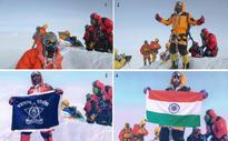 Nepal to cancel Indian couple's Everest summit certificates