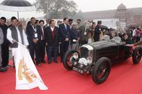 21 Gun Salute Vintage Car Rally & Concours Show Concludes Successfully