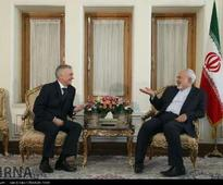 Belarus new Iran envoy submits copy of credentials to Zarif