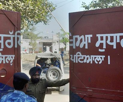 Nabha jailbreak mastermind arrested in Punjab