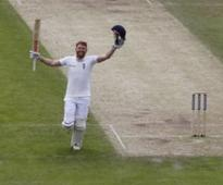 Bairstow ton salvages English pride