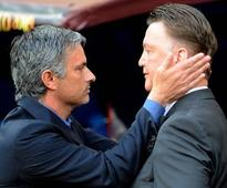 Louis van Gaal feels 'betrayed' by Jose Mourinho after Portuguese took Man United role