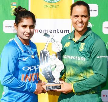 Indian women win Quadrangular Series in South Africa
